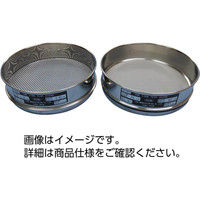 飯田製作所 試験用ふるい 普及型 ステンレス 250φ×60mm 38μm 33810531(直送品)