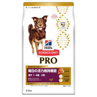 サイエンスダイエット プロ ドッグフード 健康ガード 活力 1~6歳 成犬用 小粒 3.3kg 1袋