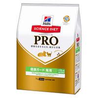 サイエンスダイエット プロ キャットフード 健康ガード 発育 ~12ヶ月/妊娠・授乳期 3kg(500g×6袋)1袋