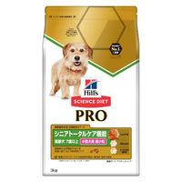 サイエンスダイエット プロ (SCIENCE DIET PRO)  ドッグフード 健康ガード アクティブシニア 小型犬  7歳からずっと  チキン 3kg