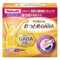 ヤクルトヘルスフーズ ヤクルトのおつとめGABA(ギャバ) 3セット(15袋×3)