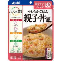 アサヒグループ食品 Asahi やわらか食・ミキサー食 やわらかごはん 親子丼風 160g 1ケース(24個入) 【介護食】介援隊カタログ E1519(直送品)