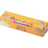 クリロン化成 Kurilon 大人用おむつ関連用品 おむつが臭わない袋BOS大人用 箱型 M 90枚入 BOS-2924 1ケース(20個入)(直送品)