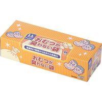 クリロン化成 Kurilon 大人用おむつ関連用品 おむつが臭わない袋BOS大人用 箱型 LL 60枚入 BOS-2597 1ケース(20個入)(直送品)