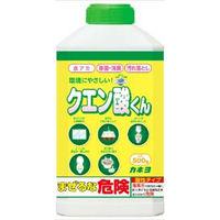 カネヨ石鹸 クエン酸くん 本体 500g 4901329290713 1セット(6個)(直送品)