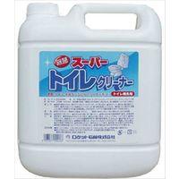 ロケット石鹸 スーパートイレクリーナー 4L 4903367004406 1セット(4個)(直送品)
