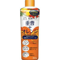 UYEKI 重曹オレンジペースト 300g 4968909059641 1セット(6個)(直送品)