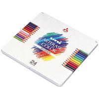 三菱鉛筆(uni) ユニアーテレーズカラー 24色 UAC24C 1セット (取寄品)