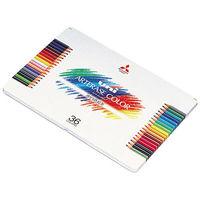 三菱鉛筆(uni) ユニアーテレーズカラー 36色 UAC36C 1セット (取寄品)