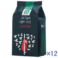 関西アライドコーヒーロースターズ ダ ラゴア農園コーヒー シングルオリジン ダークロースト 1ケース(250g×12袋)