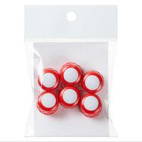 フエキ 液状のり レッドグルー替えスポンジキャップ RSC6 1袋(6個入)
