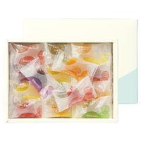 彩果の宝石 フルーツゼリーコレクション 1箱(25個入) 伊勢丹の紙袋付き 手土産ギフト