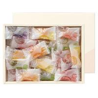 彩果の宝石 フルーツゼリーコレクション 1箱(50個入) 伊勢丹の紙袋付き 手土産ギフト