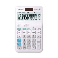 カシオ計算機 W税計算 中型(ジャストサイズ 12桁) JW-200TC-N
