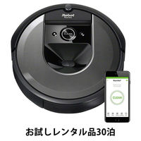 【お試しレンタル品30泊】アイロボット ロボット掃除機 ルンバi7 i715060 国内正規品 iRobot Roomba(直送品)