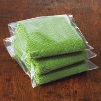 OPP袋(テープ・シールなし) バイオマスプラスチック10%配合 A4 透明袋 1セット(1000枚:100枚入×10袋)伊藤忠リーテイルリンク