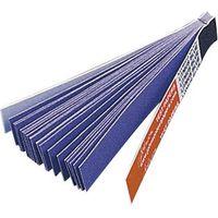 ケニス ブック式リトマス試験紙 紙箱入 青 31380042 1箱(200枚入)(直送品)