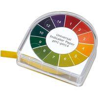 ケニス リール式pH試験紙 全域(pH1〜14) 31380021(直送品)