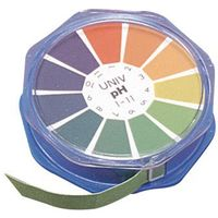 pH試験紙 ロールタイプ UNIV(ユニバーサル) 31380025 アドバンテック東洋(直送品)