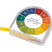 ケニス リール式pH試験紙 pH1〜11 31380033 1組(10個入)(直送品)