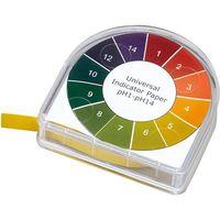 ケニス リール式pH試験紙 pH1〜14 31380031 1組(10個入)(直送品)