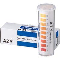 pH試験紙 瓶入りタイプ AZY 33600747 1箱(500枚入) アドバンテック東洋(直送品)