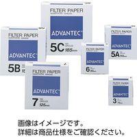 定量ろ紙 No.3 5.5cm 33600540 1箱(100枚入) アドバンテック東洋(直送品)