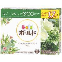 ボールド ピュアクリーンボタニアの香り 粉末洗剤 ラージサイズ1.7kg 1箱(6個入) P&G