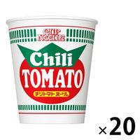 日清食品 カップヌードル チリトマト 1ケース(20食入)