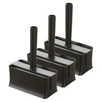 コロコロコンパクトSDSC ブラック C4606 1セット(3個:1個×3) ニトムズ【ケース付本体】【幅160mm用】