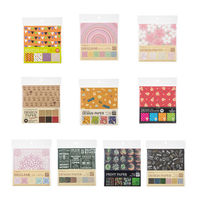 折り紙 デザインペーパー 10種