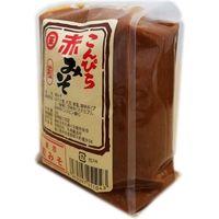 日本百貨店 麦赤みそ粒1キロGZ袋 1セット(1kg×10袋)(直送品)
