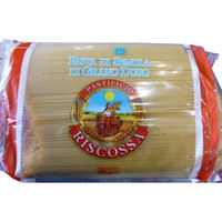 業務用食材 リスコッサ スパゲッティーニ 1.4mm 1ケース(3kg×5袋)(直送品)