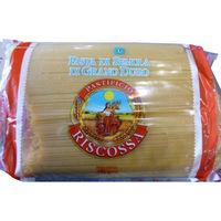 業務用食材 リスコッサ スパゲッティーニ 1.8mm 1ケース(3kg×5袋)(直送品)
