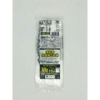 ジャパックス 浜松市指定ゴミ袋 家庭用 30L10枚手付コンパクト HA31 1ケース(600枚)(直送品)