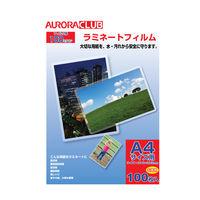 オーロラジャパン ラミネートフィルム ALP-A4