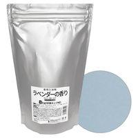 業務用入浴剤 ラベンダーの香り 088099 1箱(16kg:8kg入×2パック) 紀陽除虫菊