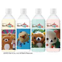 【通販限定】ダイドードリンコ リラックマの天然水 500ml 1箱(24本入)