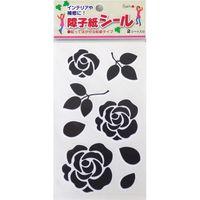 大直 障子紙シール バラ 2枚入 60470020 1セット(直送品)