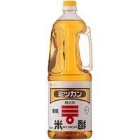 ミツカン 米酢(華撰)(ペットボトル)1.8L 1セット(1.8L×6本入り)(直送品)