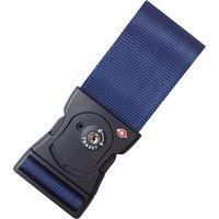 TTC コンサイス パレット・TSAスーツケースベルト ネイビー 294443(直送品)