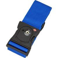 TTC コンサイス パレット・TSAスーツケースベルト ブルー 294399(直送品)