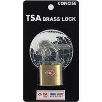 TTC コンサイス TSAブラスロック S 531302 1セット(2個)(直送品)
