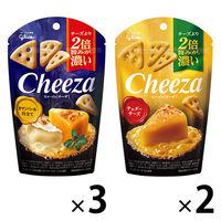 江崎グリコ 生チーズのチーザ2種セット