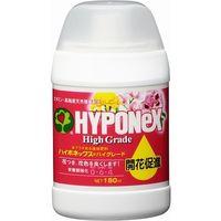 【園芸用品・肥料】HYPONeX(ハイポネックス) ハイグレード開花促進 180ml 4977517182054 1セット(3個入)(直送品)