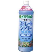 【園芸用品・肥料】HYPONeX(ハイポネックス) ストレートシャワー液肥 1000ml 4977517168188 1セット(10個入)(直送品)
