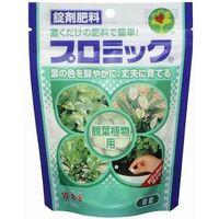 【園芸用品・肥料】HYPONeX(ハイポネックス) プロミック 観葉植物用 150g 4977517008132 1セット(5個入)(直送品)