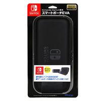 マックスゲームズ Nintendo Switch専用スマートポーチEVA ブラック HACP-02BK 1個の画像
