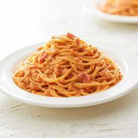 無印良品 素材を生かしたパスタソース 紅ずわい蟹のトマトクリーム 110g(1人前) 82143591 良品計画 <化学調味料不使用>