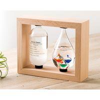 茶谷産業 温度計&ストームガラス ギフト包装 333-272(直送品)